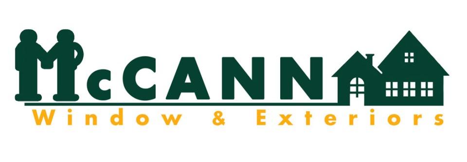 McCann Window & Exteriors Logo